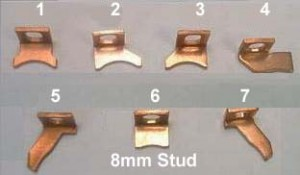 Denso 8mm contact options